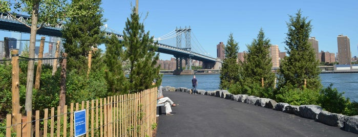 Brooklyn Bridge Park - John Street Section is one of A Walk Through Historic DUMBO.