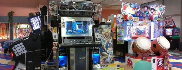 クァトロブーム 小杉店 is one of REFLEC BEAT colette設置店舗@北陸三県.