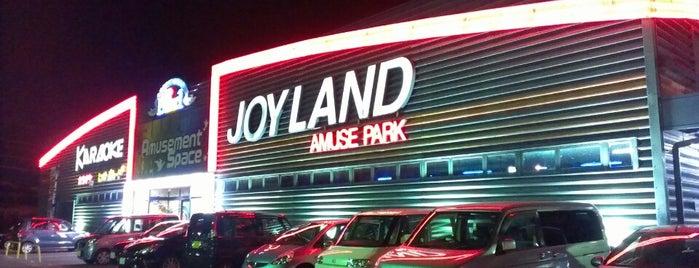 JOYLAND 鯖江店 is one of REFLEC BEAT colette設置店舗@北陸三県.