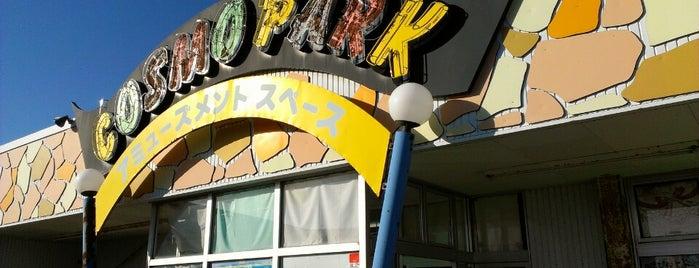 コスモパーク 羽咋店 is one of jubeat saucer fulfill設置店舗@北陸三県.