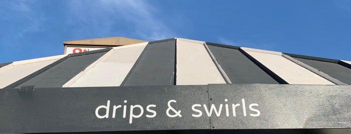 drips & swirls is one of Locais salvos de Cynthia.