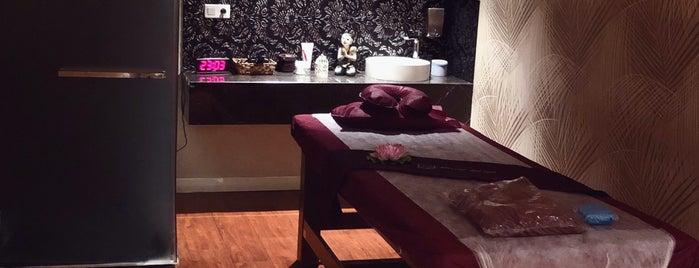 Niloofar-e-Abi Spa & Massage | سالن اسپا و ماساژ نیلوفرآبی is one of To go.
