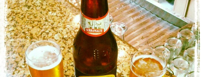 Cervejaria Embaré is one of Santos.