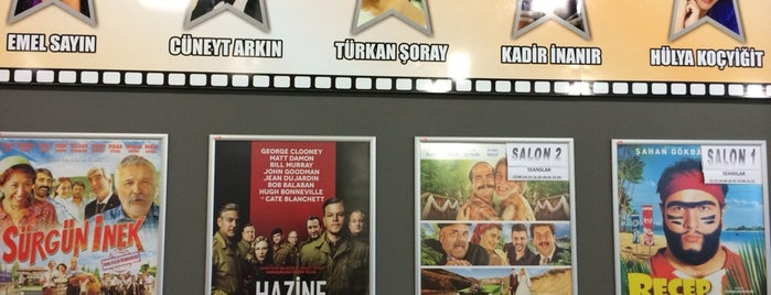 Batı Sineması is one of Locais curtidos por Kutay.