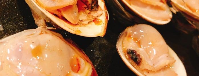 焼はまぐり 青山八番too is one of Topics for Restaurant & Bar ⑤.