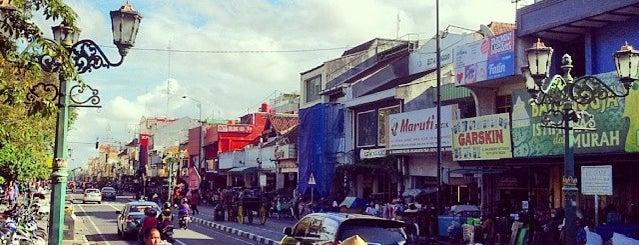 Yogyakarta is one of Tempat yang Disimpan Juand.