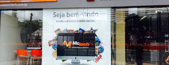 McTech Gyn - Cursos Apple is one of Melhor atendimento.
