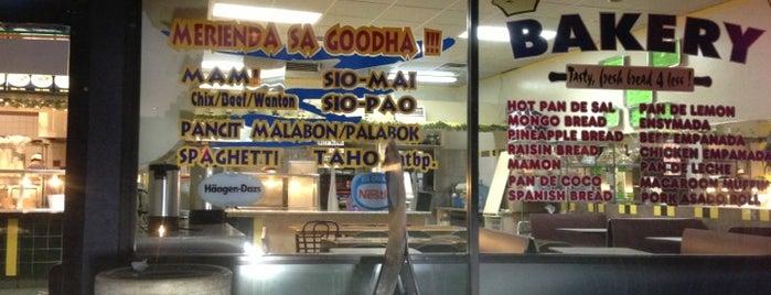 Manila Good-Ha Fast Food is one of LA Pinoy Cuisine.