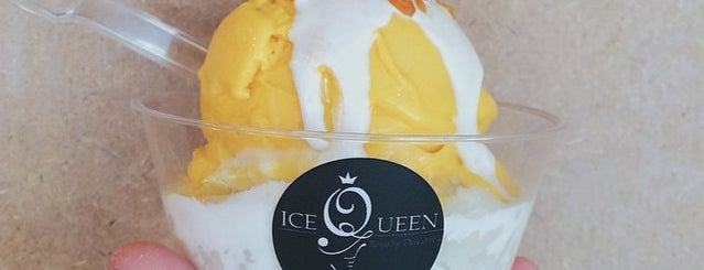 Ice Queen is one of Lugares favoritos de Ian.