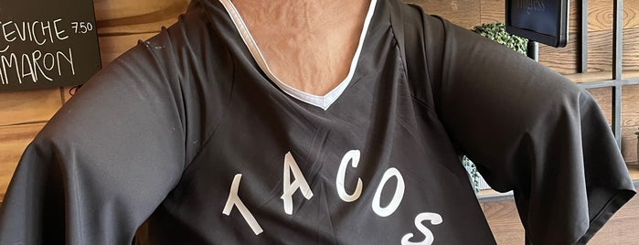 Tacos Victor is one of Souper.