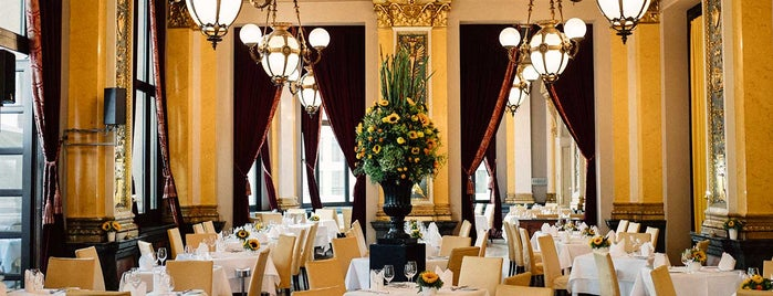 Restaurant Opéra is one of Food & Fun - Frankfurt.