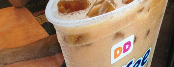 Dunkin' is one of Posti che sono piaciuti a Julio.