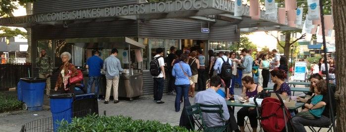Madison Square Park is one of Posti che sono piaciuti a Julio.