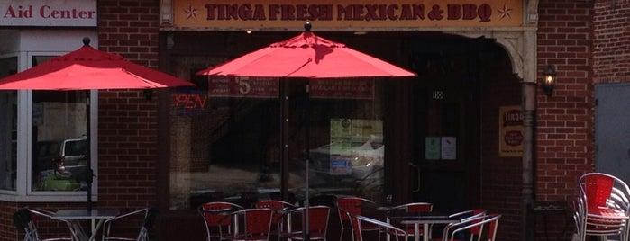 Tinga Taqueria is one of Posti che sono piaciuti a Julio.