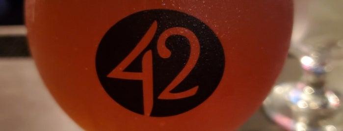 Tap 42 is one of Lieux qui ont plu à 💫Coco.