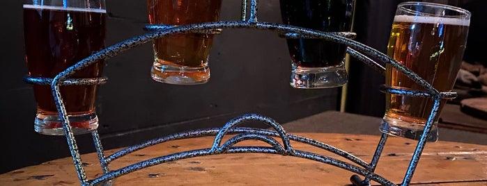 Asbury Park Brewery is one of Breweries Visited.