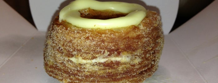 Dominique Ansel Bakery is one of NYMag Cheap Eats 2013.