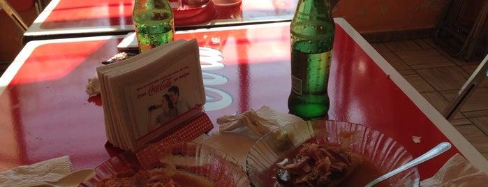 Tortas Ahogadas El Cartero is one of Lugares favoritos de Francisco.