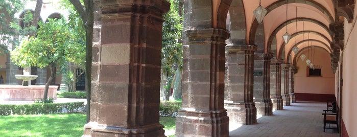 Instituto de Bellas Artes is one of San Miguel de allende.