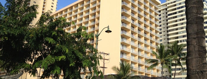 Pacific Beach Hotel Waikiki is one of USA Hawaii Oahu.
