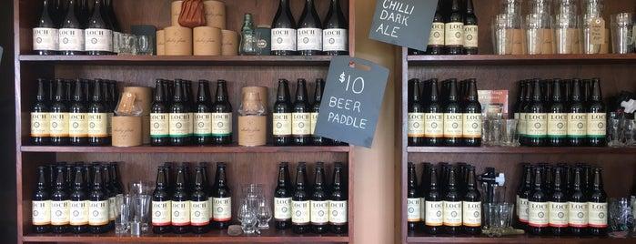 Loch Brewery & Distillery is one of Beer Melbourne.