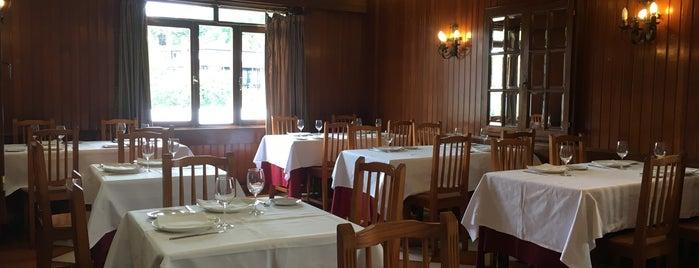 Casa Garras is one of Restaurantes.