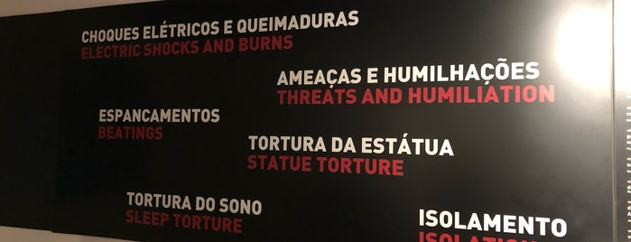 Museu do Aljube — Resistência e Liberdade is one of Lisboa/Portugal.