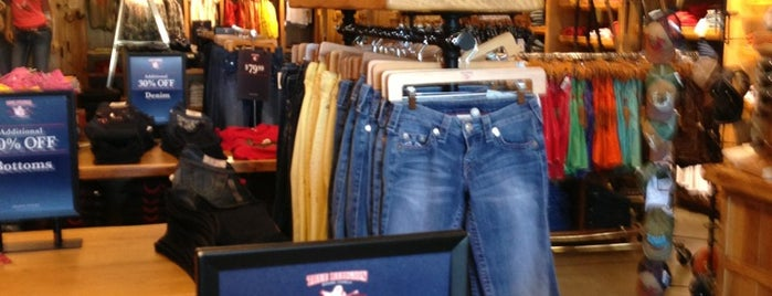 True Religion is one of Andrea's Liked Places.