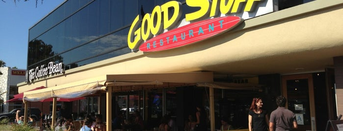 Good Stuff Restaurant is one of Tempat yang Disukai Annika.
