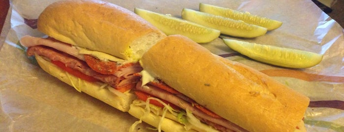 Hero's Submarine Sandwich Shop is one of my fav chicago spots.