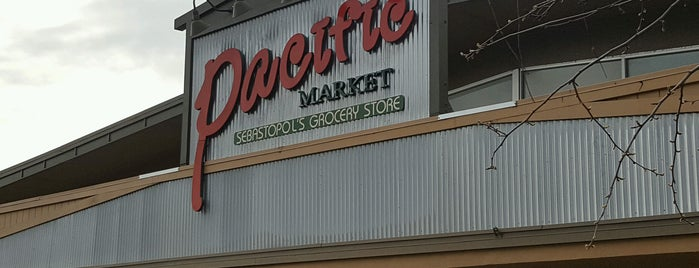 Pacific Market is one of In and Around Forestville.