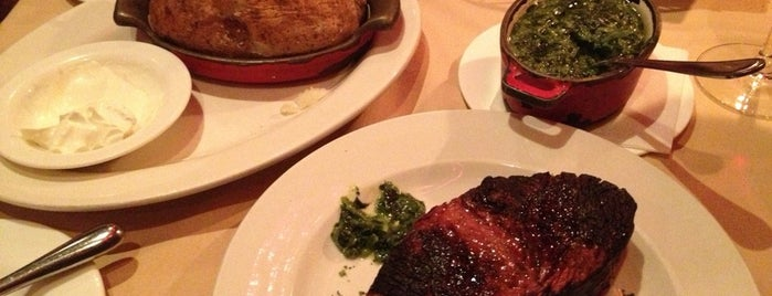 Club A Steakhouse is one of New Restaurants to Try.