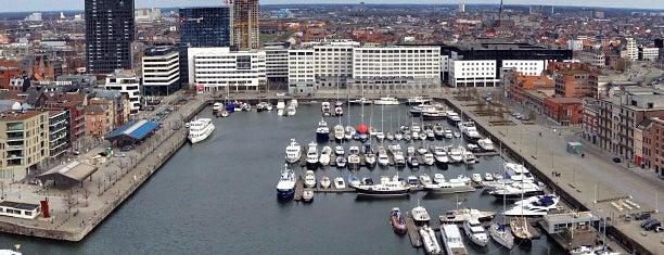 't Eilandje is one of Tips weekendje weg Antwerpen.