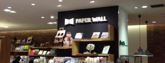 PAPER WALL is one of Shinagawa・Sengakuji.