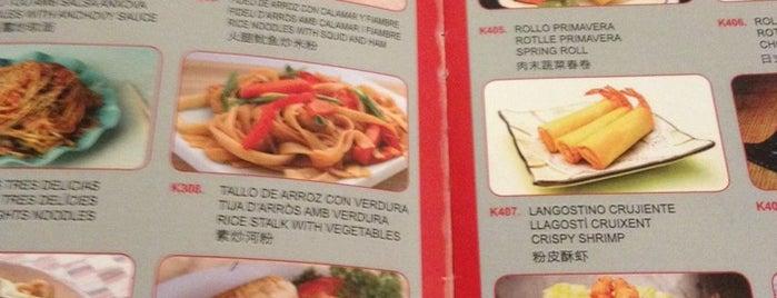 Drac Paradis is one of Llocs per menjar.