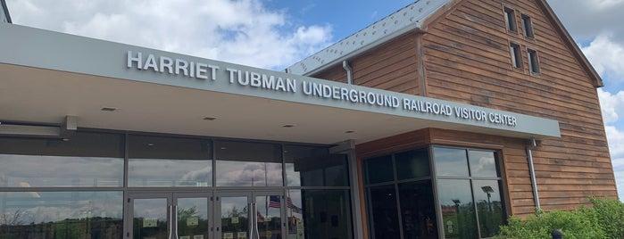 Harriet Tubman Underground Railroad State Park is one of Maryland Activities Bucket.
