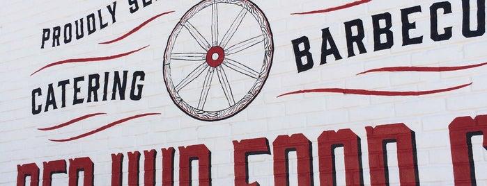 Red Hub Food Co. is one of Gespeicherte Orte von Jimmy.