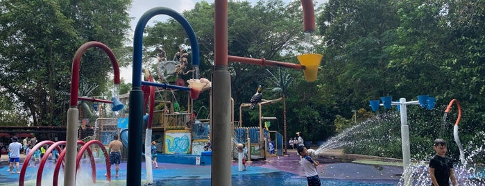 Rainforest Kidzworld is one of 子連れで遊ぶシンガポール.