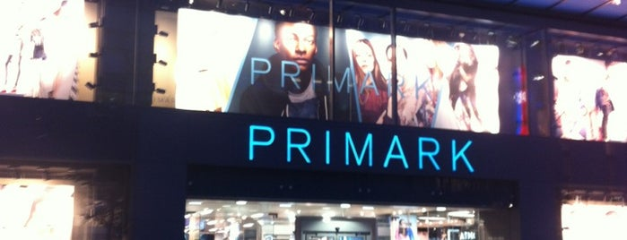 Primark is one of Viagem.