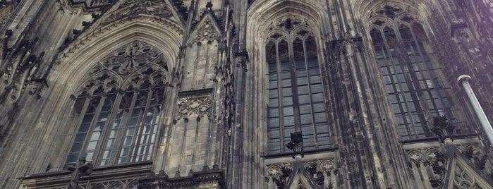 Catedral de Colônia is one of Köln / Colonia / Cologne.