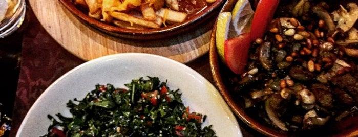 Baalbek Café Lebanese Restaurant is one of Orte, die Dar gefallen.