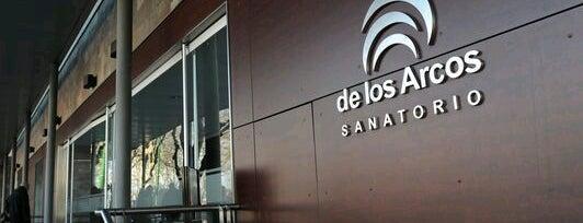 Sanatorio de los Arcos is one of Orte, die Paula gefallen.