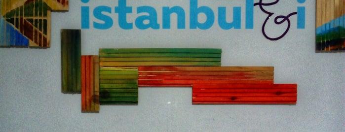 Istanbul&I is one of Ara'nın Beğendiği Mekanlar.