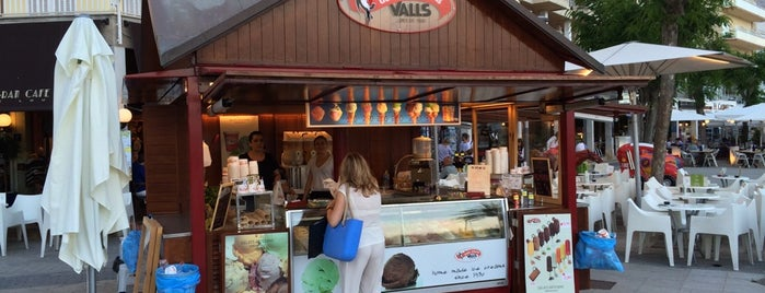 Gelats Valls is one of Mallorca.