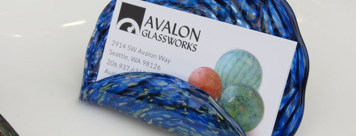 Avalon Glassworks is one of Seattle.
