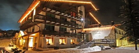 Hotel Residence Anda is one of Vitanova Trentino Wellness Hotel&Resort.