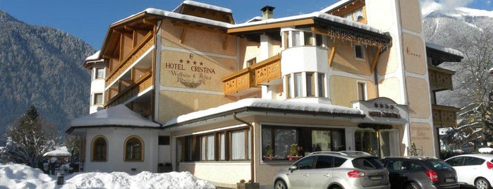 Hotel Cristina is one of Vitanova Trentino Wellness Hotel&Resort.