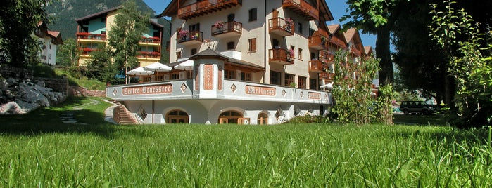 Park Hotel Sport Andalo is one of Vitanova Trentino Wellness Hotel&Resort.