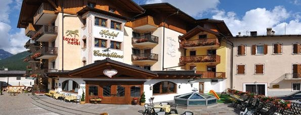 Cavallino Hotel Andalo is one of Vitanova Trentino Wellness Hotel&Resort.