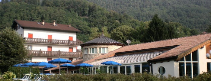 Centro Benessere Al Sorriso is one of Vitanova Trentino Wellness Hotel&Resort.